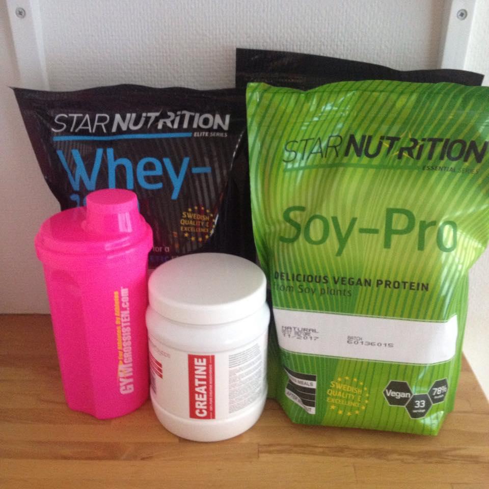 Bästa naturella proteinpulvret