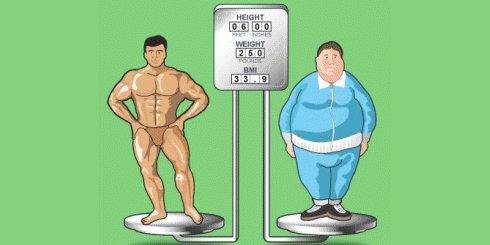 BMI är ett dåligt mått