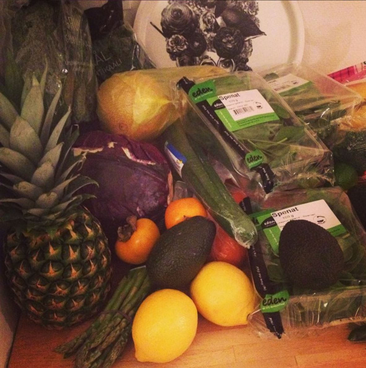 Recept på green juice detox