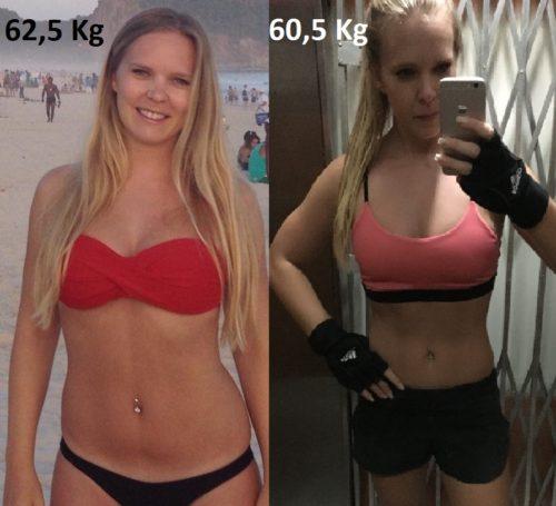 Muskler väger mer än fett - strunta i vågen!
