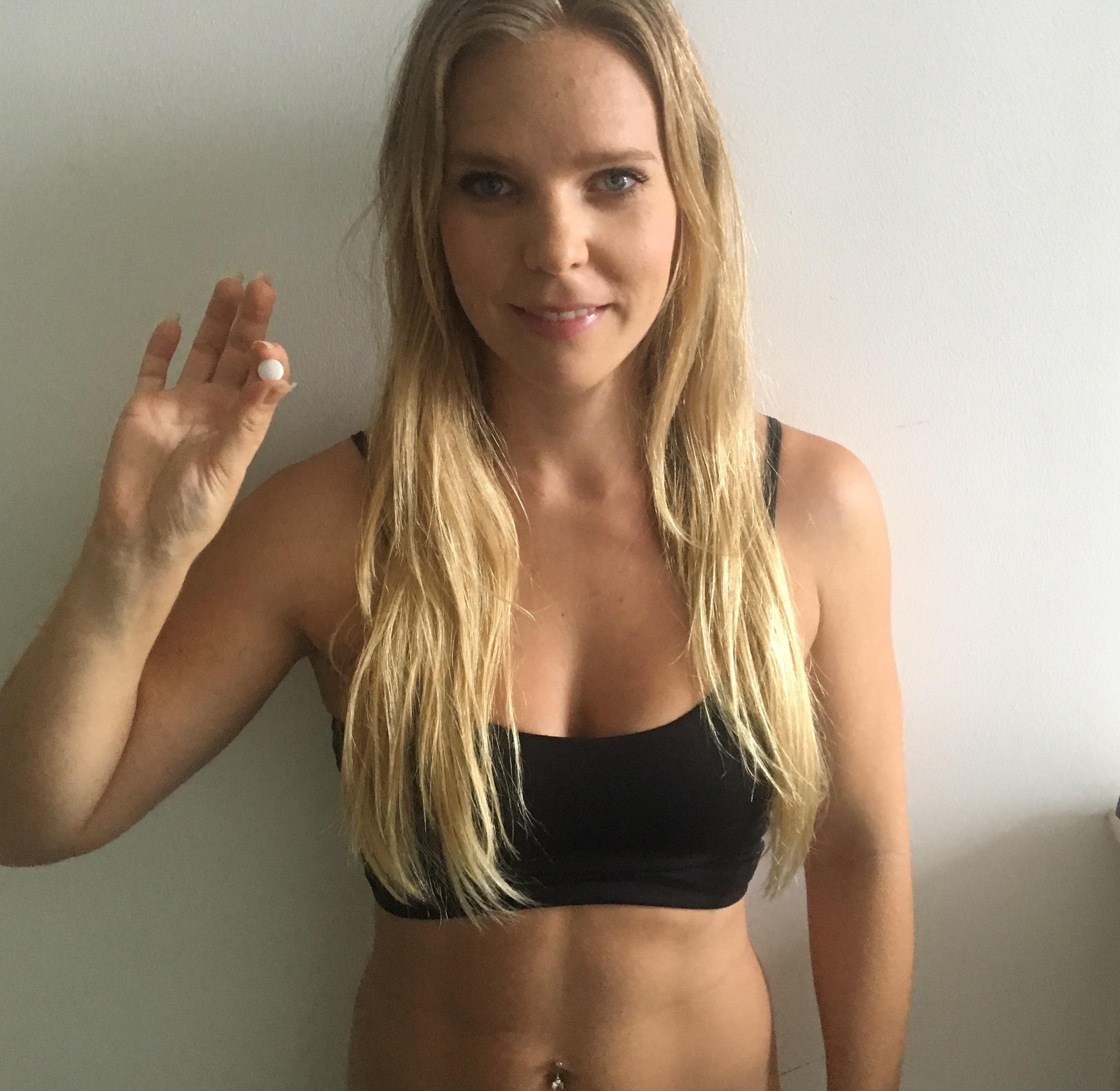 Vitaminer för kvinnor som tränar - vitamintillskott