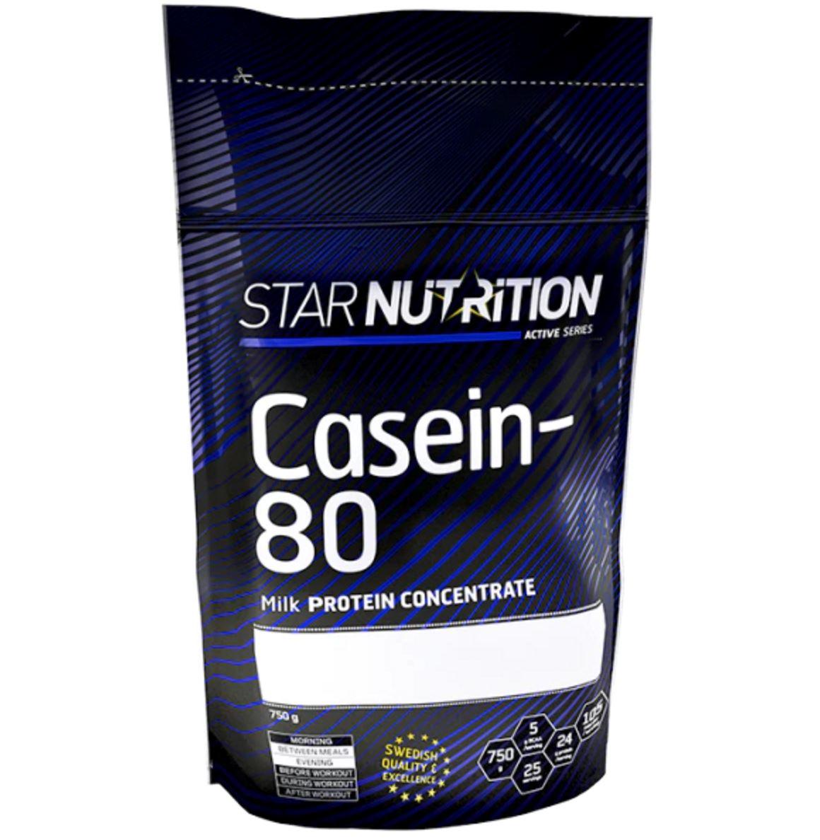 Kasein proteinpulver för kvinnor