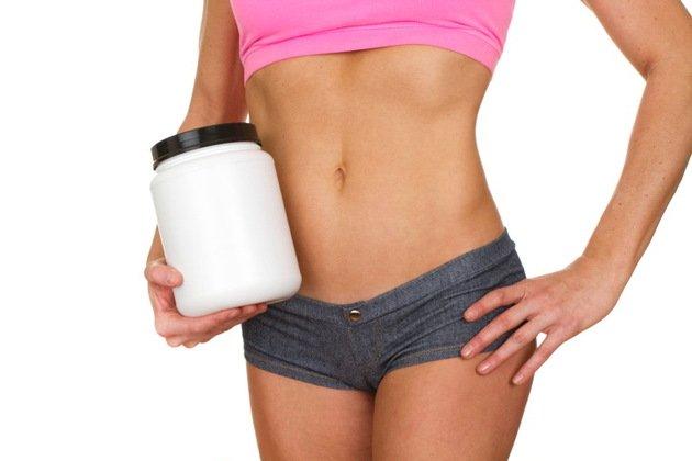 Bra proteinpulver för kvinnor