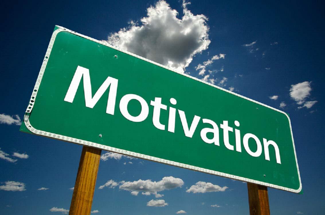 bästa tipens att förbättra motivationen