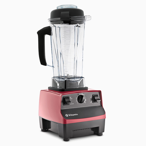 Röd Vitamix TNC 5200 mixer