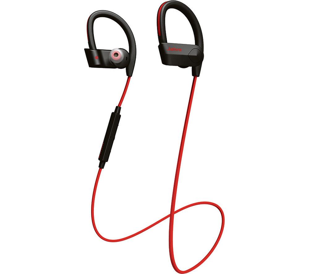 Jabra Sport Pace trådlösa in-ear hörlurar med bygel