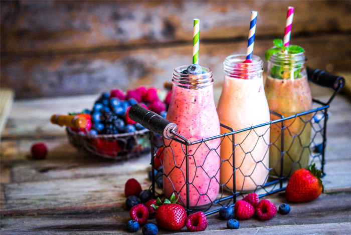 Goda och nyttiga smoothies recept