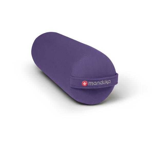 Cylinderformat runt Yogabolster från manduka ekologiskt
