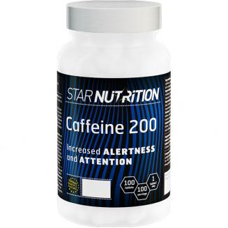 Billiga koffeintabletter för träning innan träning