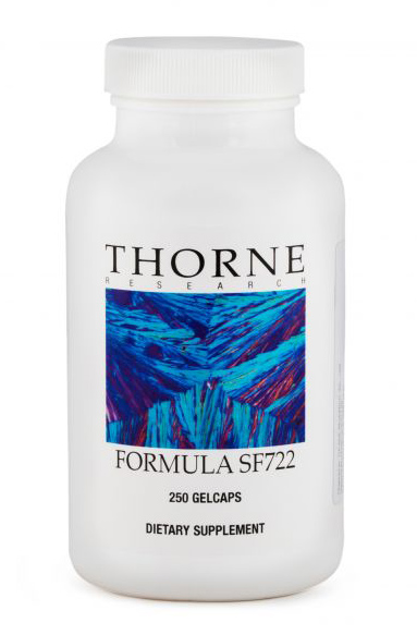Thorne sf722 candida