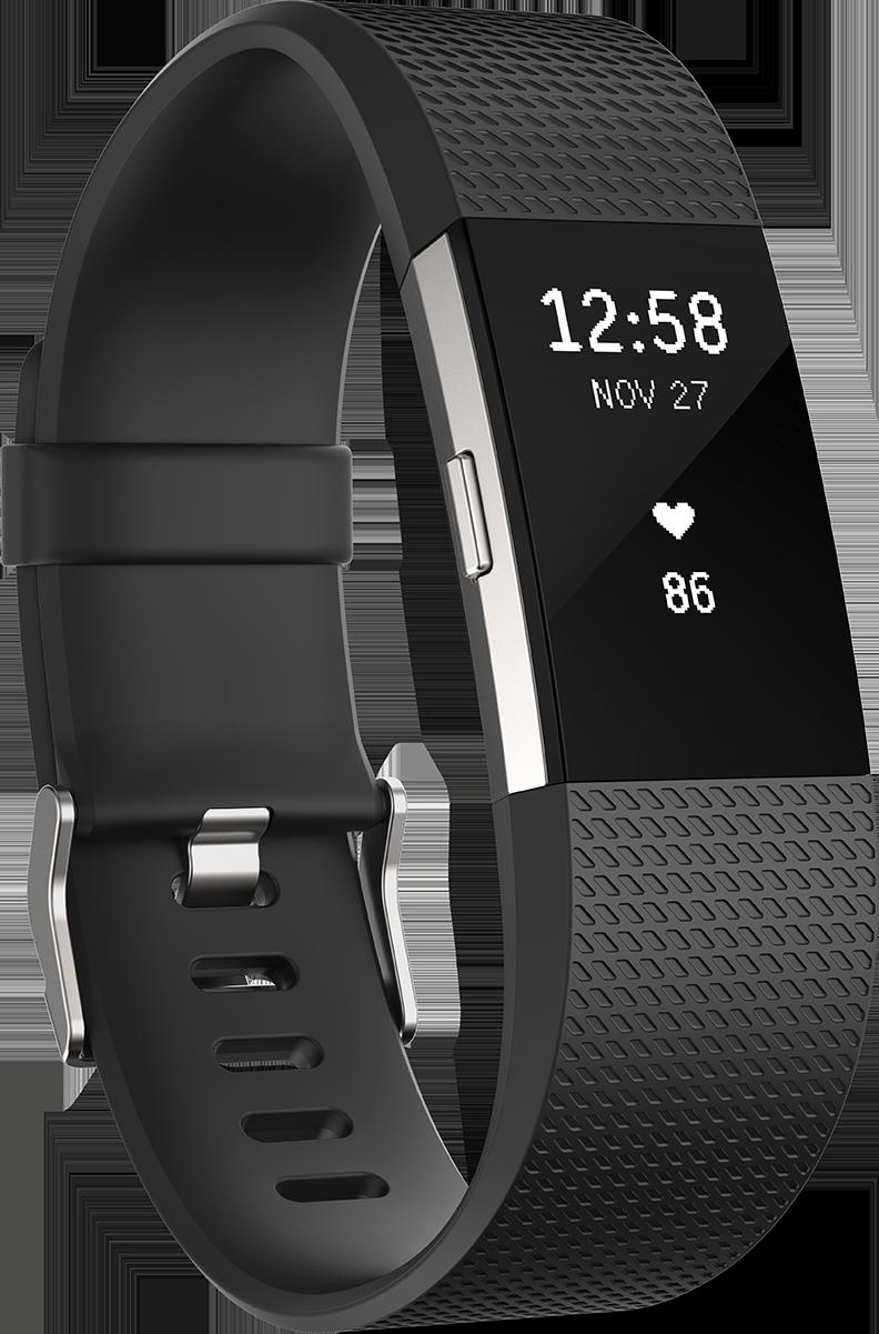 Charge 2 Fitbit aktivitetsarmband test