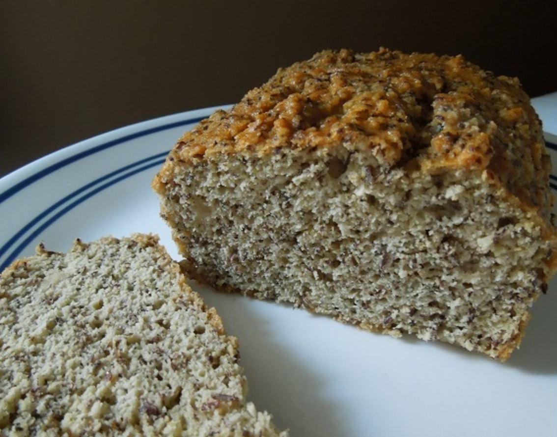 Paleo bröd recept utan gluten och mjölkfritt