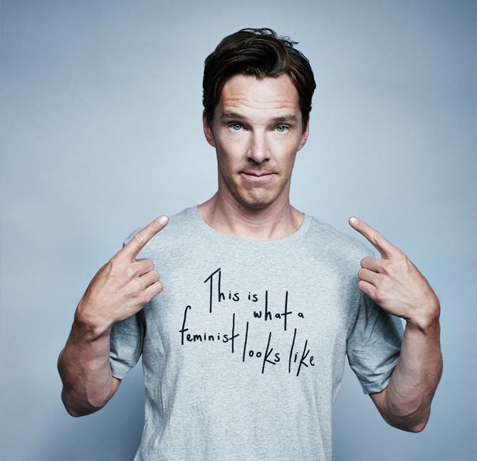 Feminist tröja Benedict Cumberbatch