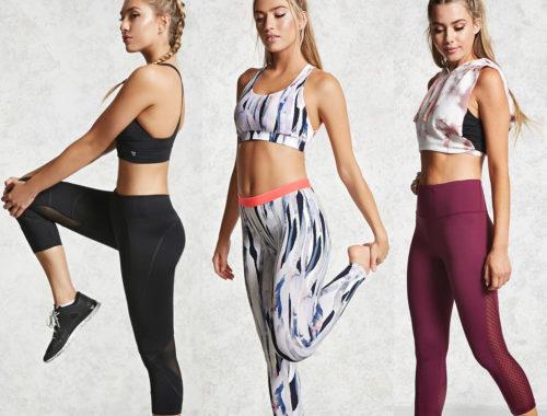 Billiga träningskläder och sportkläder