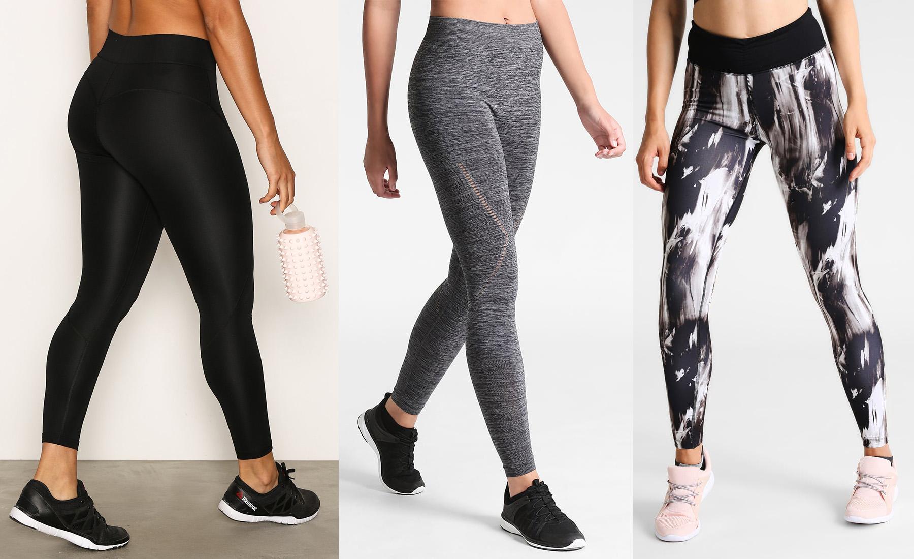 Billiga träningstights snygga tights