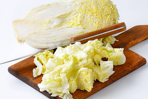Ingredienser Kimchi kinakål