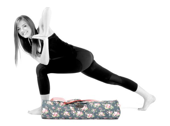 Yogaväska yogaväskor väska för yogamatta