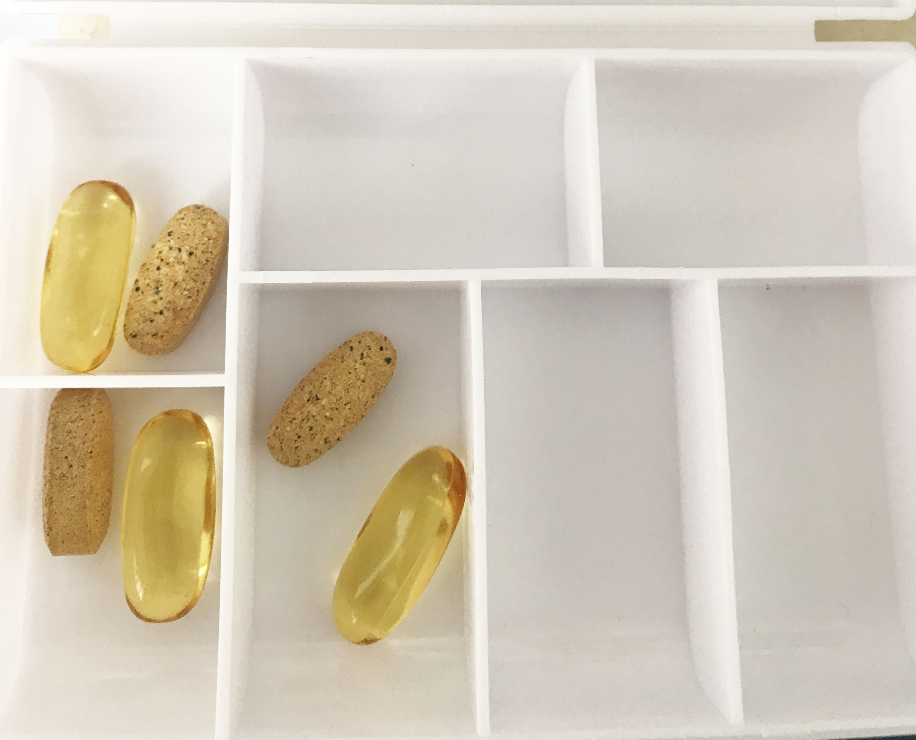 Dosettvitaminer omega3