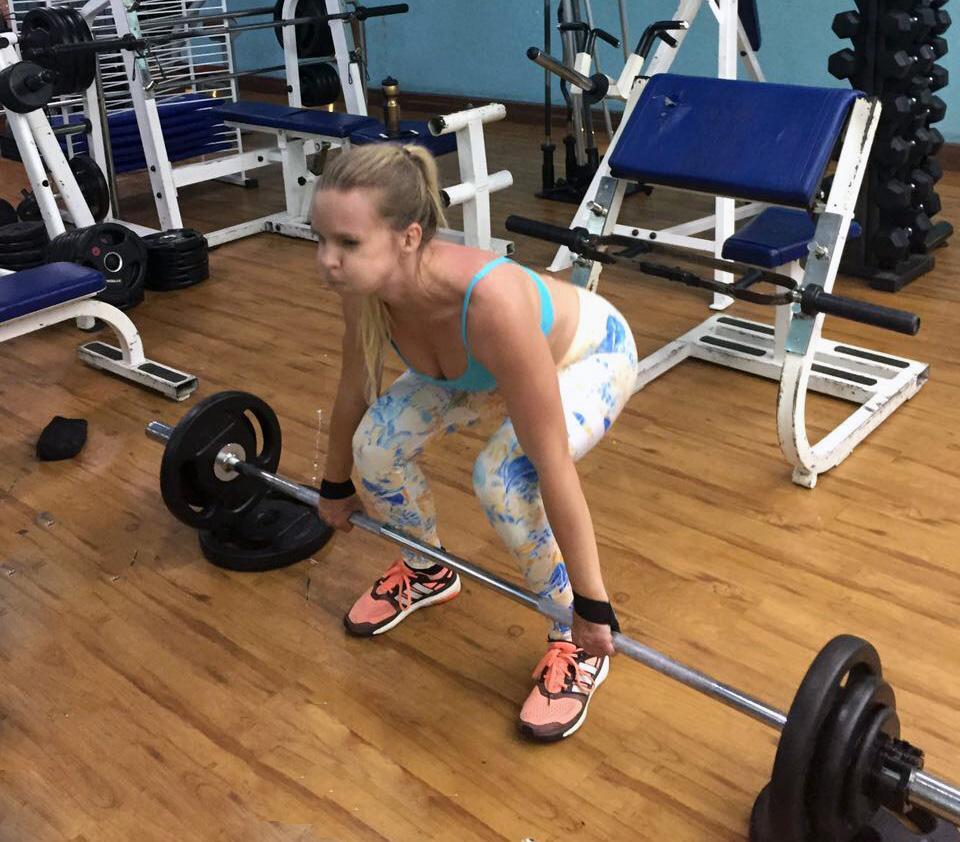 Metabolisk träning squats knäböj marklyft deadlift