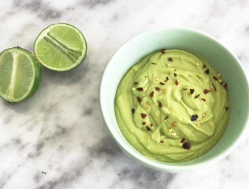 Äggfri majonnäs recept avocado avokado majonnäs