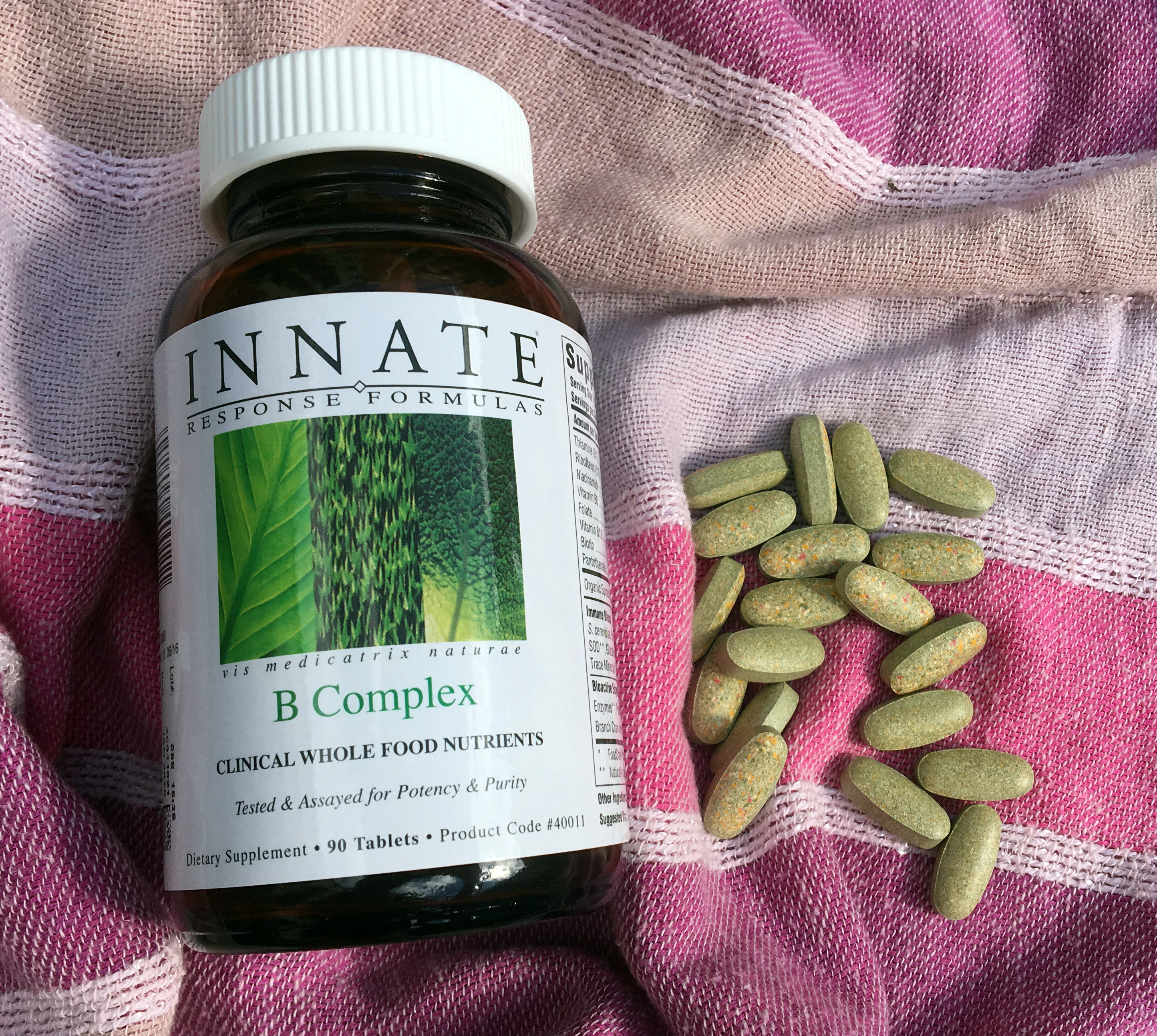 B complex Innate Response B vitamin