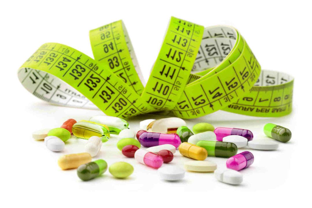 Bantningspiller för att gå ner i vikt bantningspreparat