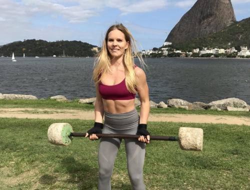 Medveten andning, andningsteknik för att lyfta tyngre vikter