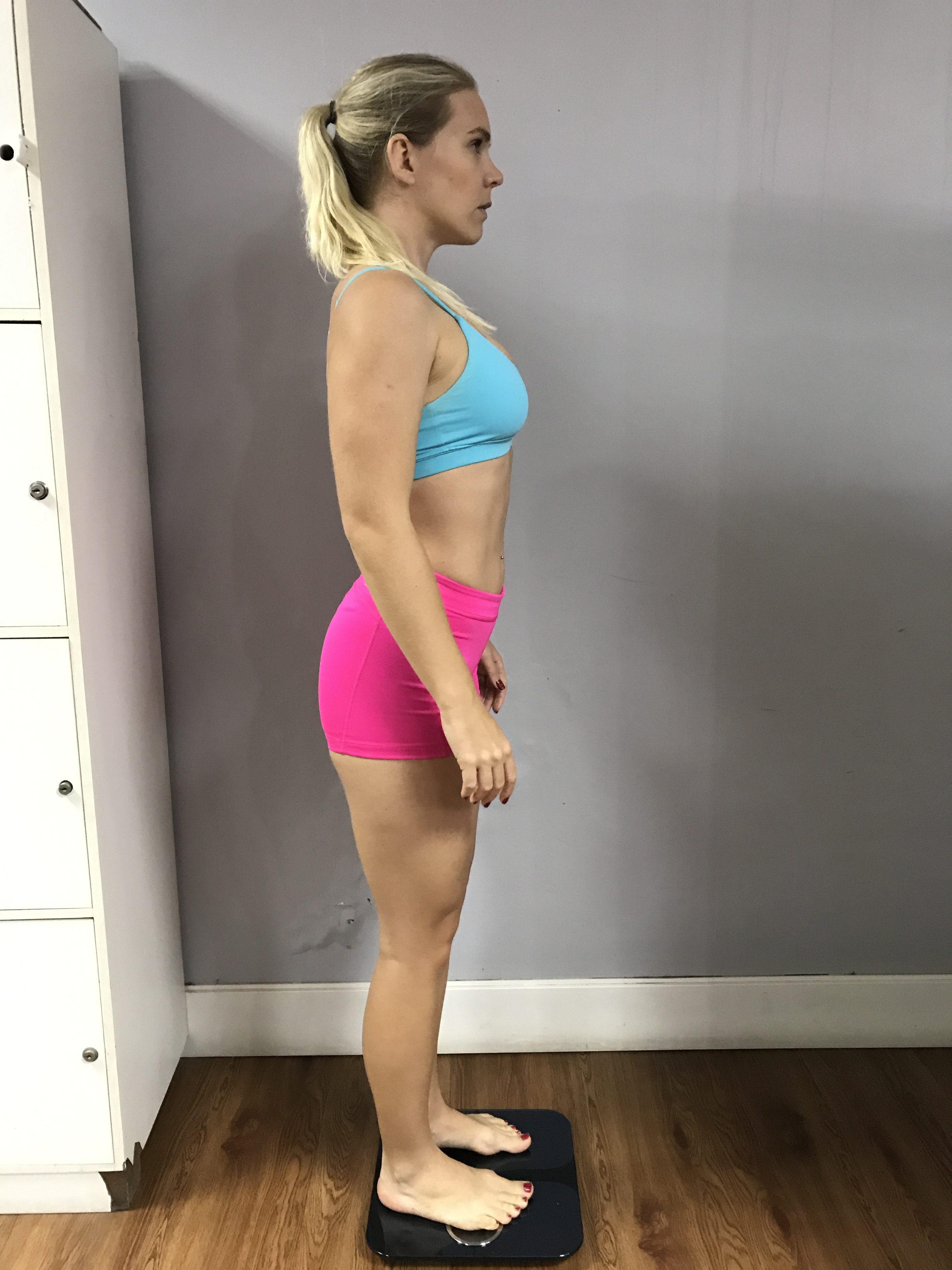 Få bättre hållning med styrketräning förebygg svankrygg
