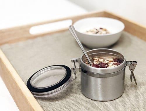 Musli recept, hemmagjord musli, müsli, egen musliblandning