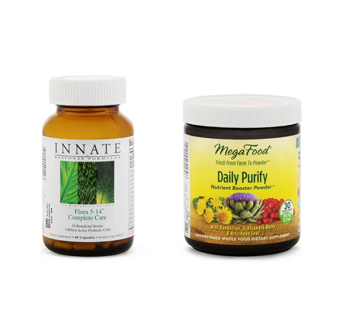 Hälsopaket detox detoxpulver detox smoothie