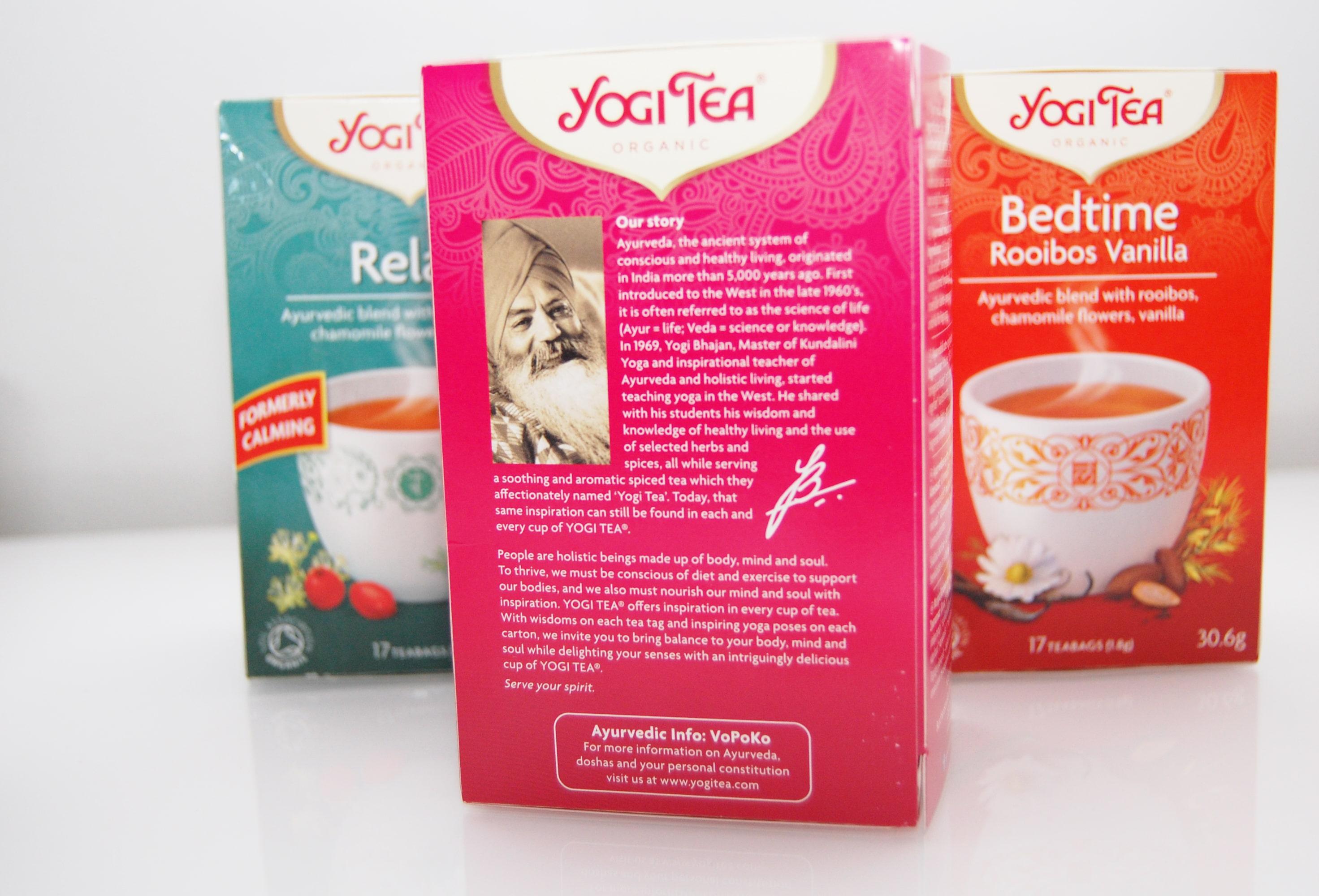 Yogi tea ekologiskt rooibos