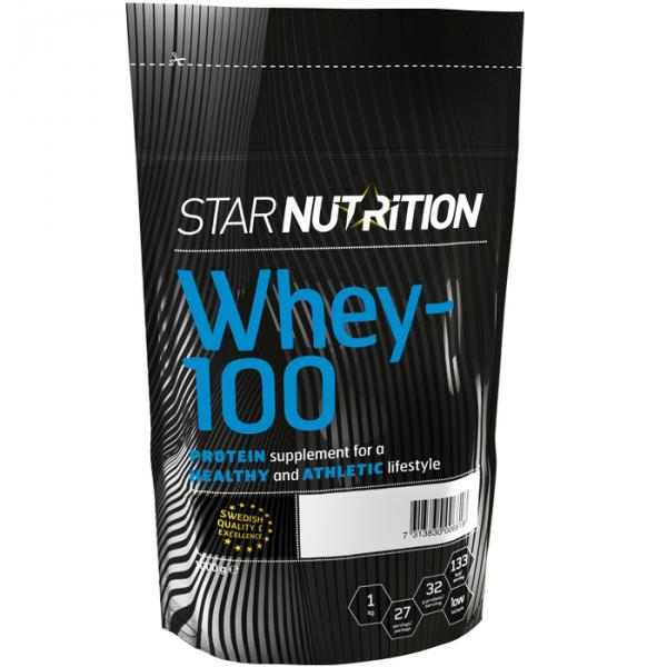 Whey för kvinnor proteinpulver
