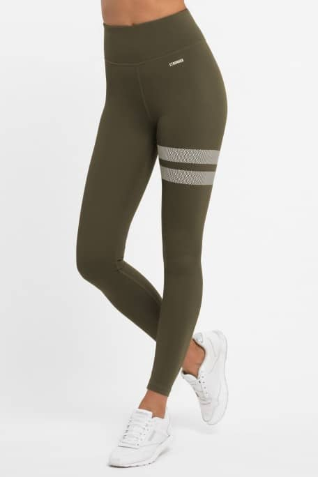 Stronger gröna tights