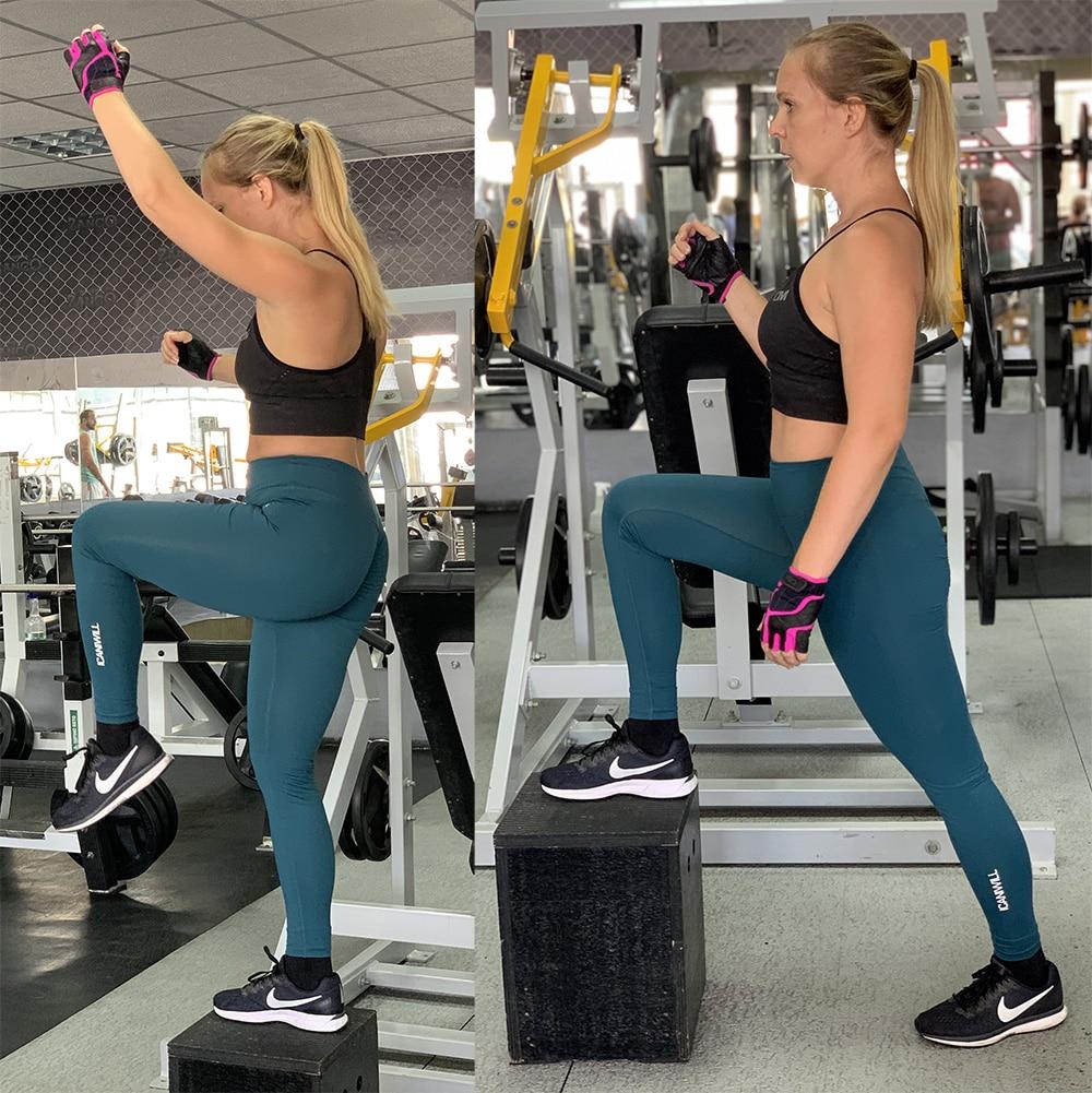 Övning gymmet större rumpa step ups