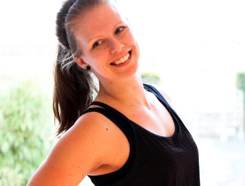 Bli av med mammakilona efter graviditeten Sandra Friberg
