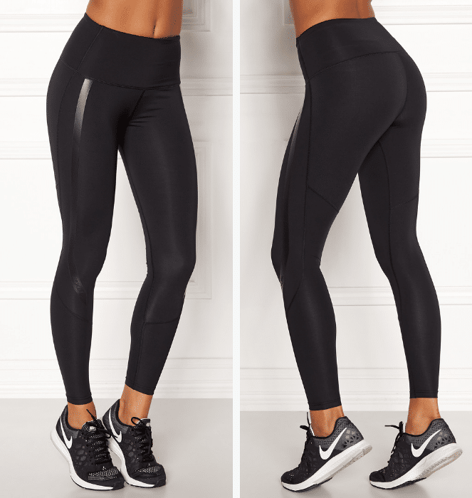 2xu kompression tights svarta