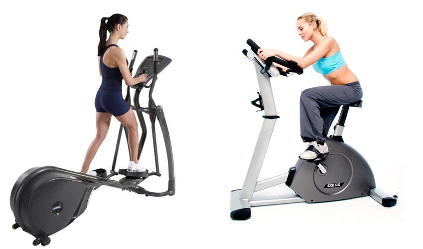 Kaloriförbränning crosstraining mot motionscykel