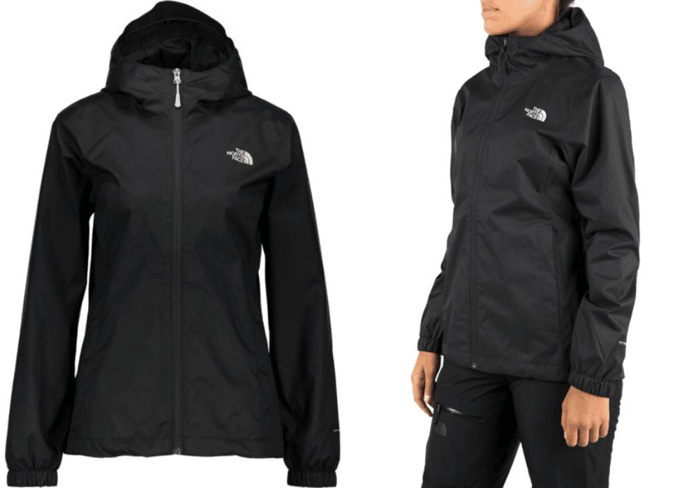 North Face skaljacka svart