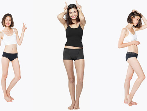 Thinx trosor period panties Sverige rabatt menstrosor
