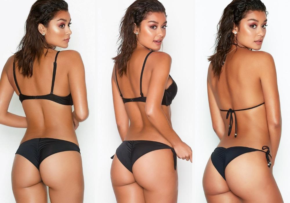 brasilianska bikinitrosor halvstring