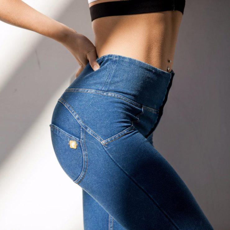 Freddy wr up byxor pants jeans skinny fit
