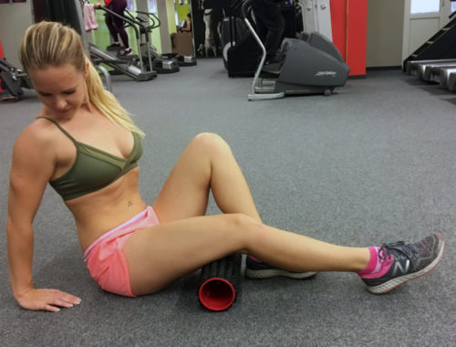 Foam roller övningar och tips