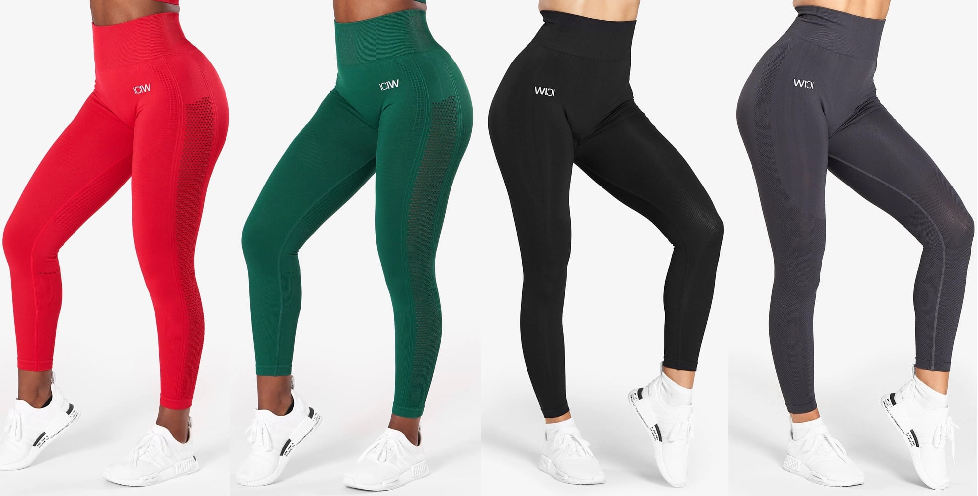IcanIwill seamless tights seamless I can I will träningstights