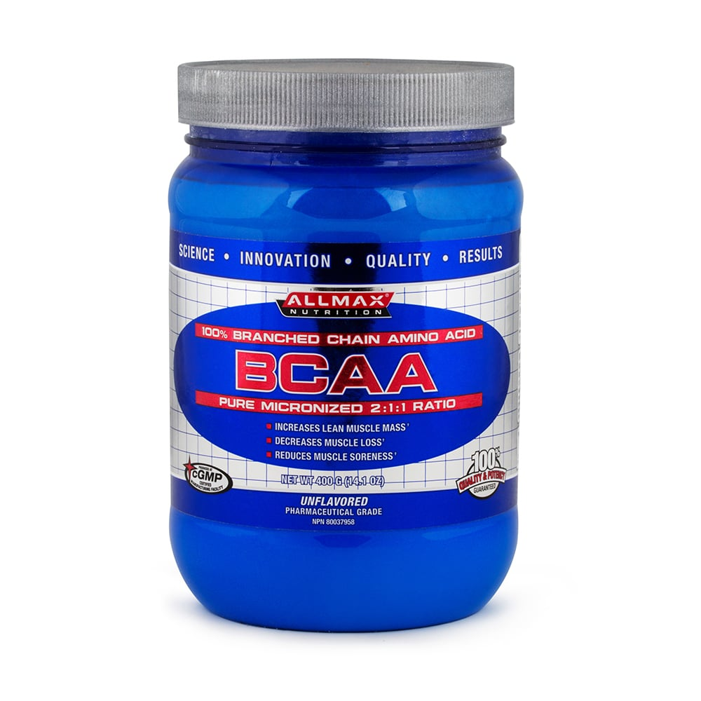 Bästa BCAA pre workout naturellt utan smak