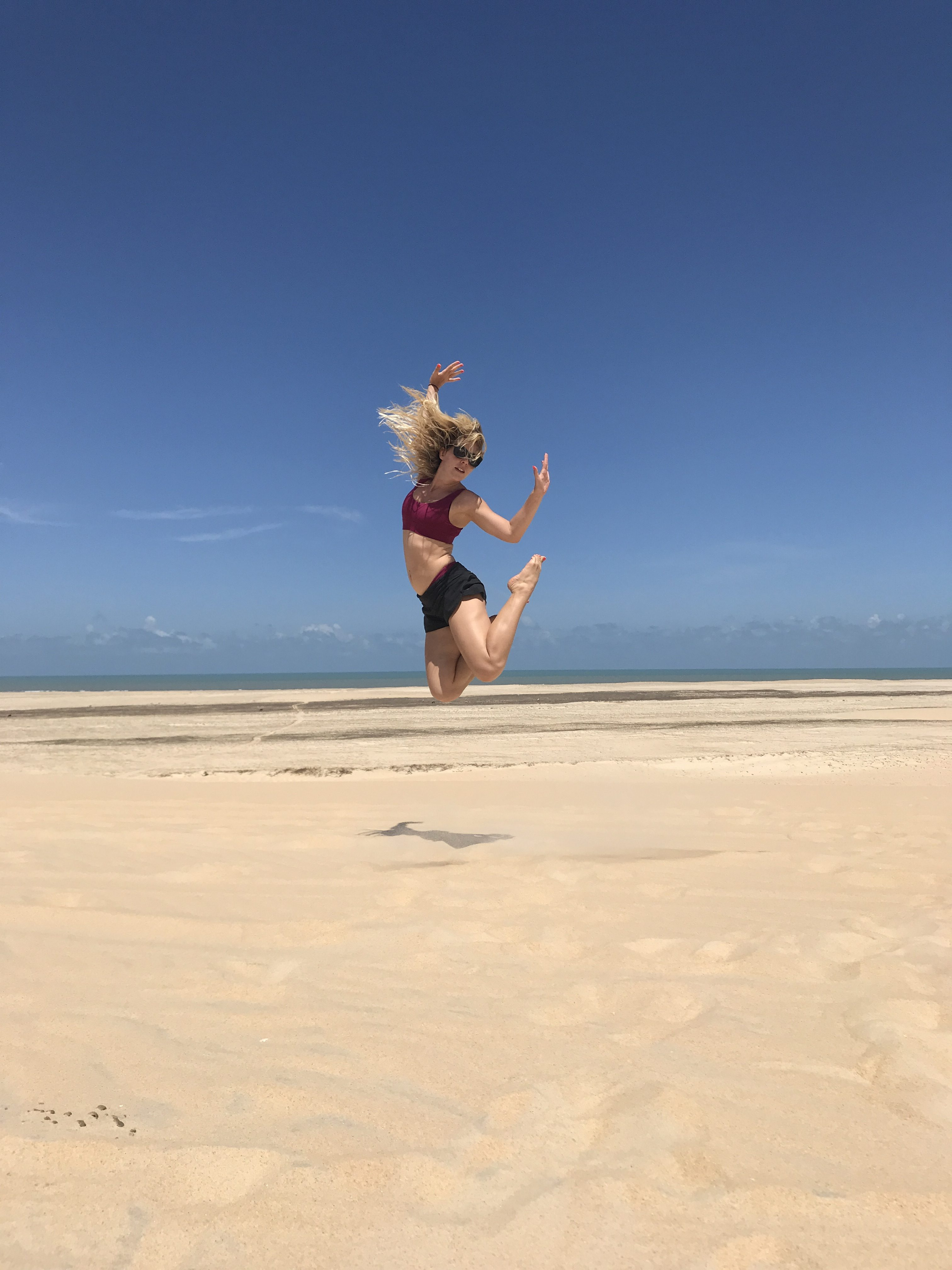 Beach buggy utflykt Jericoacoara
