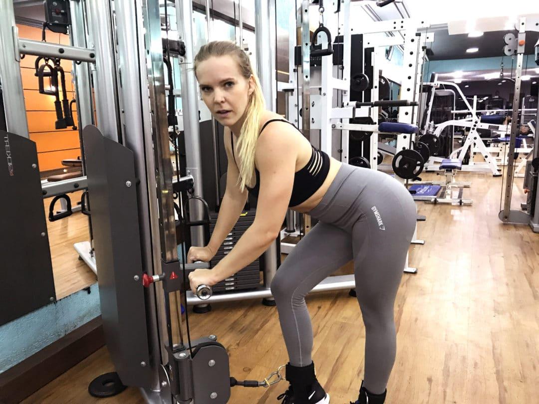 Börja styrketräna, styrketräning för nybörjare