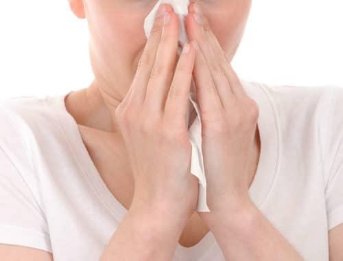 Årets influensa influensa eller förkylning