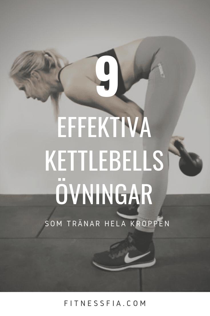 Kettlebells övningar Pinterest