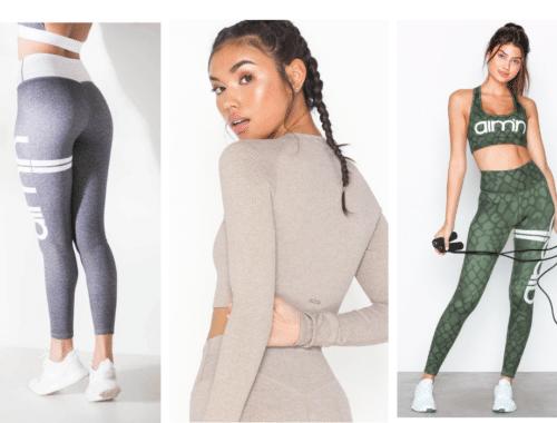 tights aimn träningskläder 2019