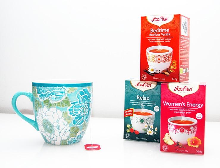 Yogi tea relax bedtime womens energy olika smaker yogi te 2